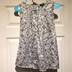 The Limited Sleeveless Blouse XS